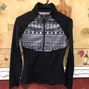 Adidas climawarm zip up pullover
